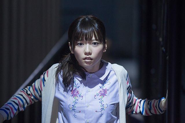Haruka Shimazaki in Hideo Nakata's Gekijorei (Ghost Theater)