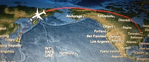 in-flight-map